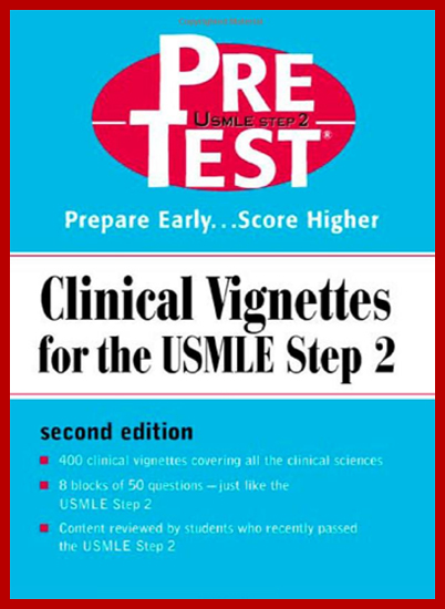Clinical Vignettes for the USMLE Step 2 Second Edition PDF