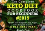 The Complete Keto Diet Cookbook For Beginners 2019 PDF