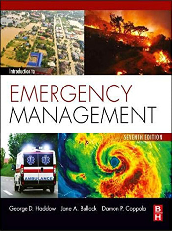 Introduction to Emergency Management 7th Edition PDF