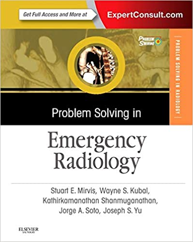 Problem Solving in Emergency Radiology 1st Edition PDF