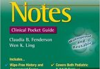 Neuro Notes Clinical Pocket Guide 1st Edition PDF