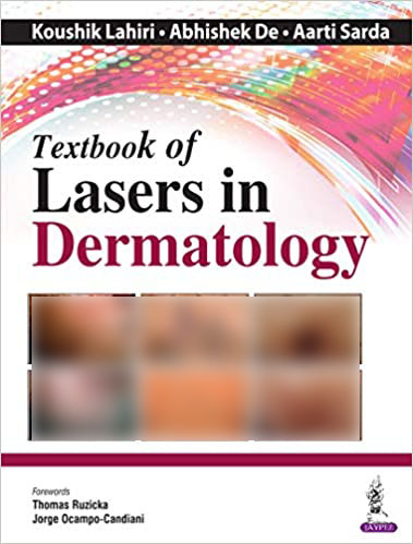 Textbook of Lasers in Dermatology 1st Edition PDF