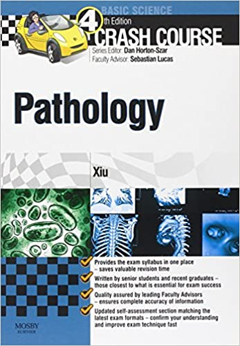 Crash Course Pathology 4th Edition PDF