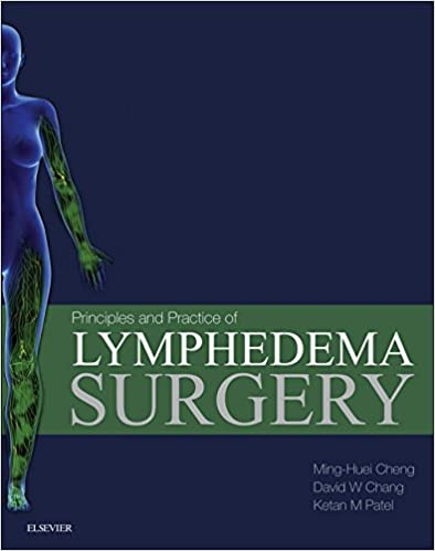 Principles and Practice of Lymphedema Surgery 1st Edition PDF