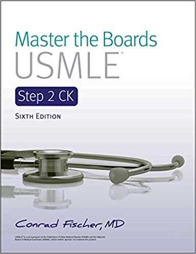 Master the Boards USMLE Step 2 CK 6th Edition PDF