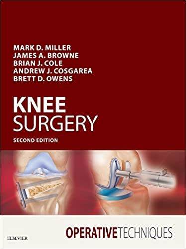 Operative Techniques Knee Surgery 2nd Edition PDF