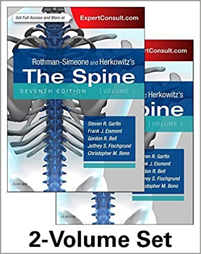 Rothman-Simeone and Herkowitz's The Spine 2 Vol Set 7th Edition PDF
