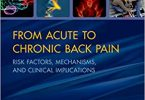 From Acute to Chronic Back Pain 1st Edition PDF