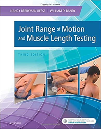 Joint Range of Motion and Muscle Length Testing 3rd Edition PDF