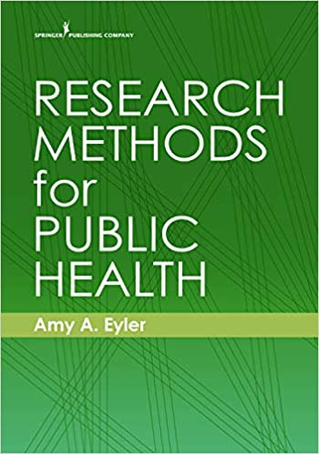 Research Methods for Public Health New Edition PDF