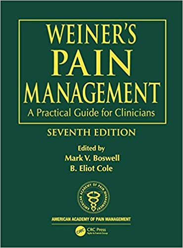 Weiner's Pain Management: A Practical Guide for Clinicians 7th Edition PDF