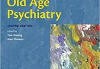 Oxford Textbook of Old Age Psychiatry 2nd Edition PDF