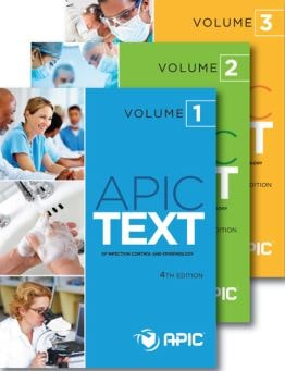 Apic Text of Infection Control and Epidemiology, 3 Vol Set 4th Edition PDF
