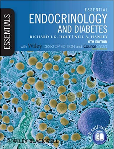Essential Endocrinology and Diabetes 6th Edition PDF
