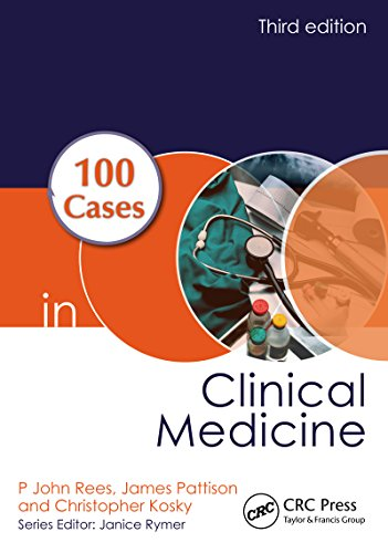 100 Cases in Clinical Medicine 3rd Edition PDF
