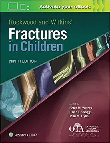 Rockwood and Wilkins Fractures in Children 9th Edition PDF