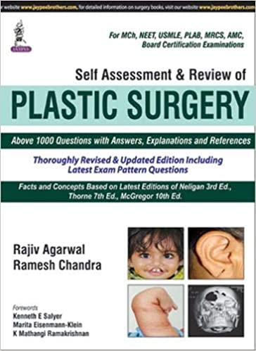 Self Assessment and Review of Plastic Surgery PDF