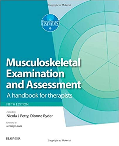 Musculoskeletal Examination and Assessment: A Handbook for Therapists 5th Edition PDF