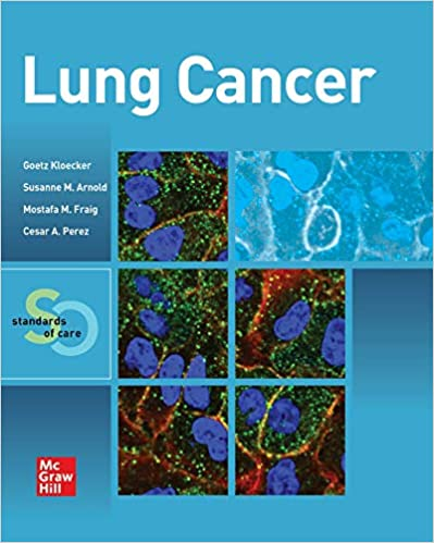 Lung Cancer: Standards of Care 1st Edition PDF