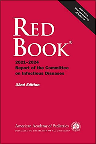 Red Book 2021: Report of the Committee on Infectious Diseases 32nd Edition PDF